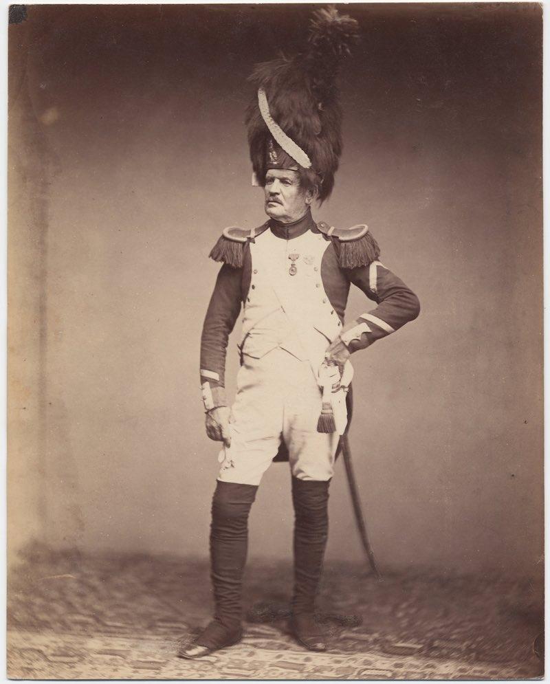 Sergeant Taria Grenadiere de la Garde 1809-1815