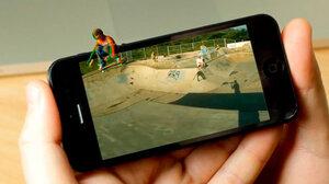 Следущие смартфоны iPhone могут получить 3D дисплеи