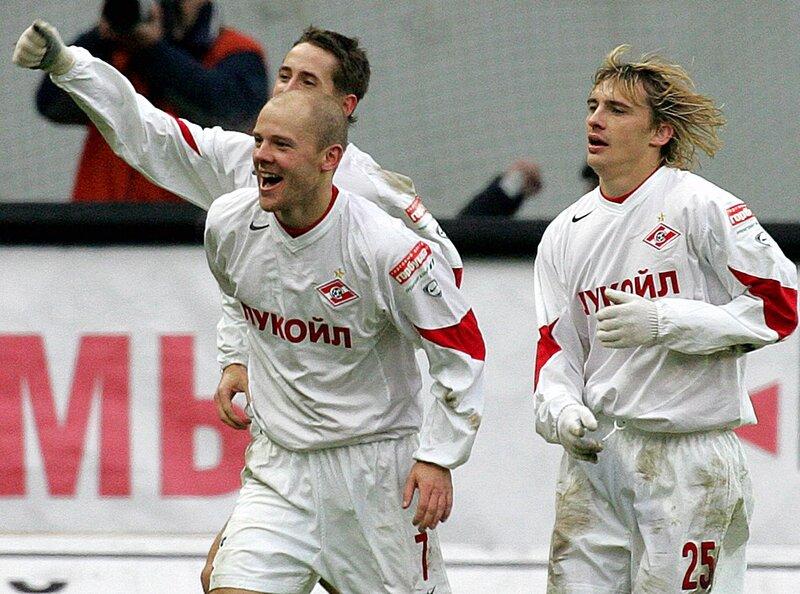 "2005 ""Локомотив"" - ""Спартак"" 1:1"