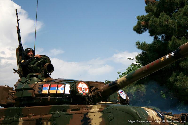 Русские танки №81 - БТР-90
