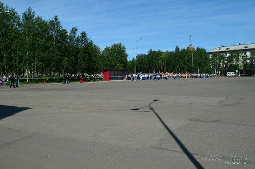 Фотография Инты №7721  Площадь Комсомольская 21.06.2015_12:55