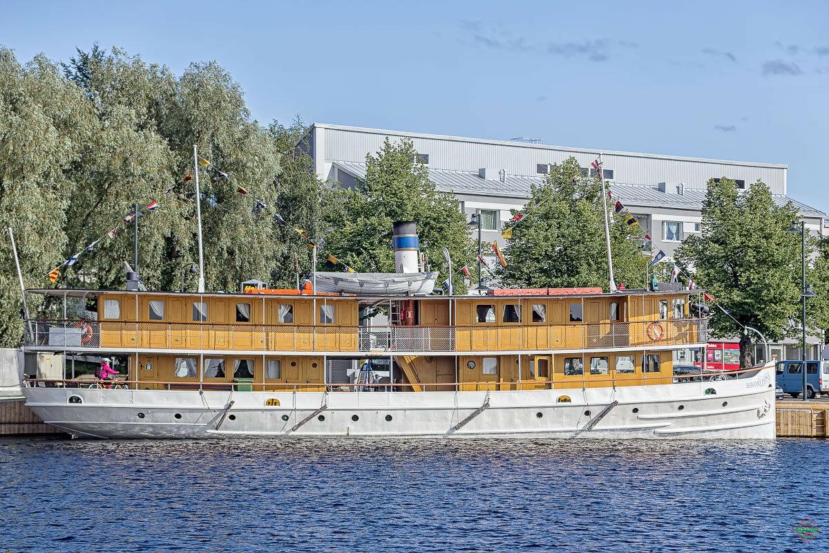 Старый пароход