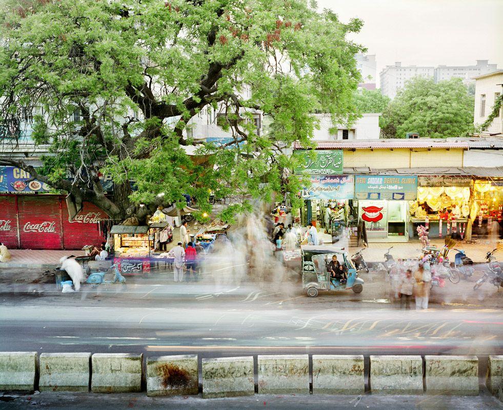 Martin Roemers: Суета большого города (14 фото)