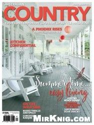 Журнал Australian Country - November 2014