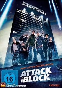 Attack The Block (2013)