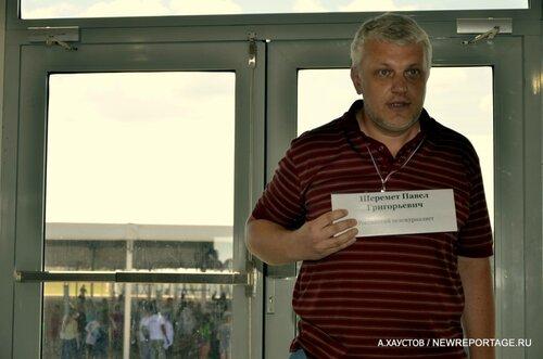 Павел ШЕРЕМЕТ на Селигере 2012