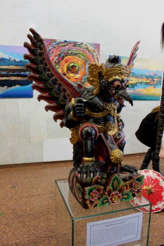 Азиатская скульптура