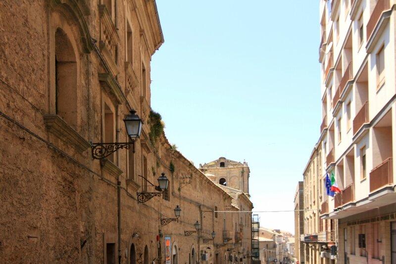 Сицилия, Энна
