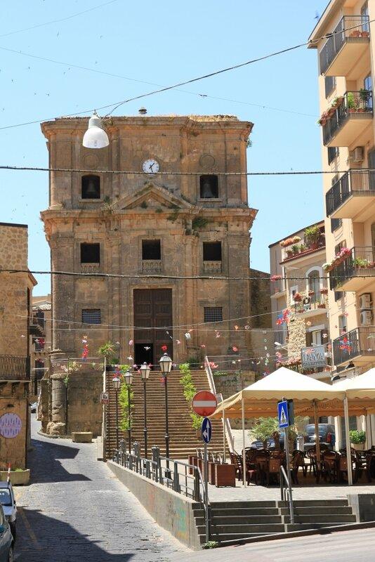 Сицилия, Энна, церковь San Cataldo