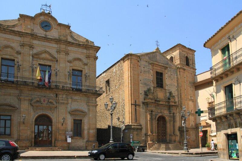 Сицилия, Пьяцца Армерина