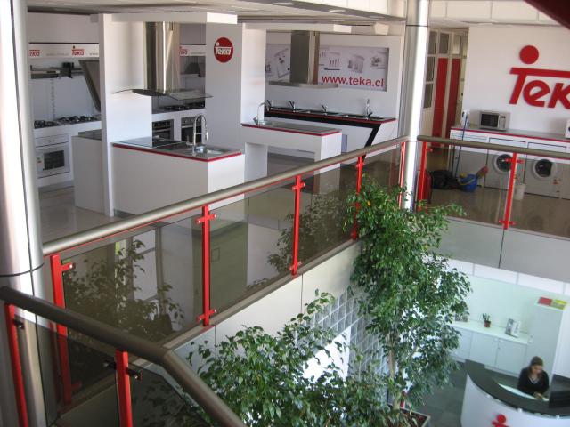 Офис концерна Teka в Испании