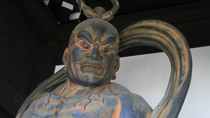 Храмы Японии