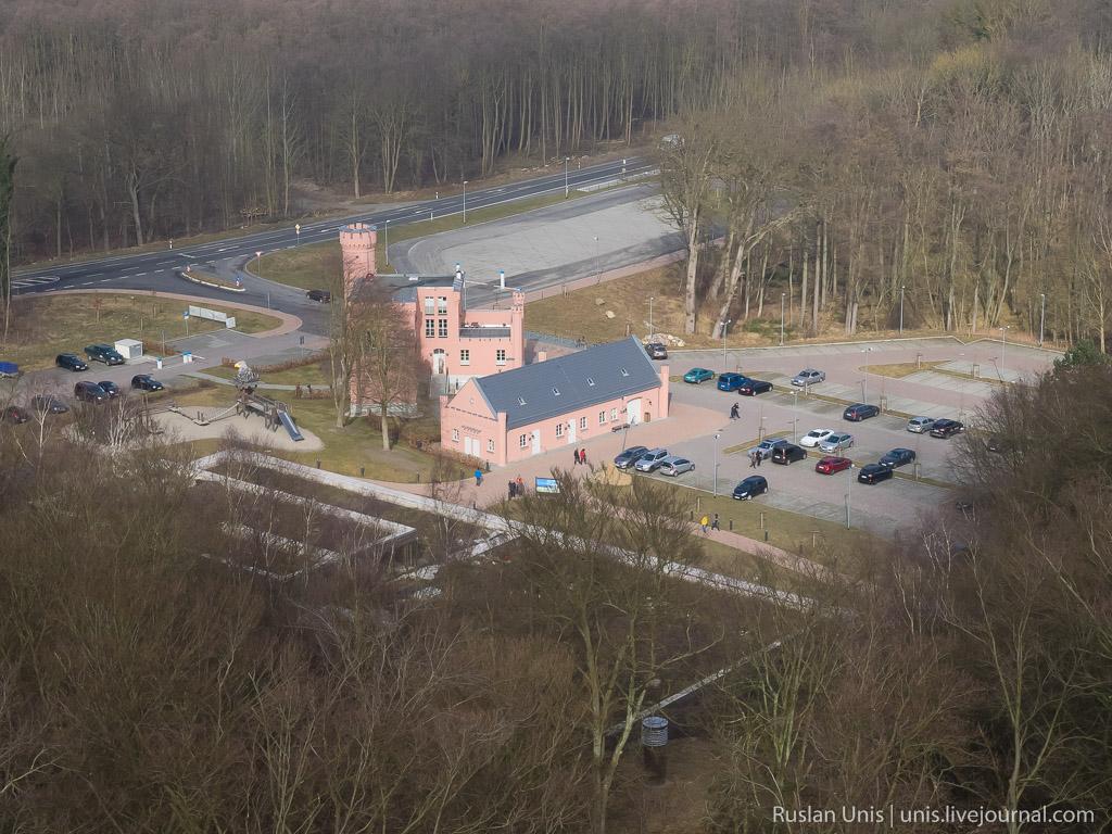 Путешествие на машине по Германии