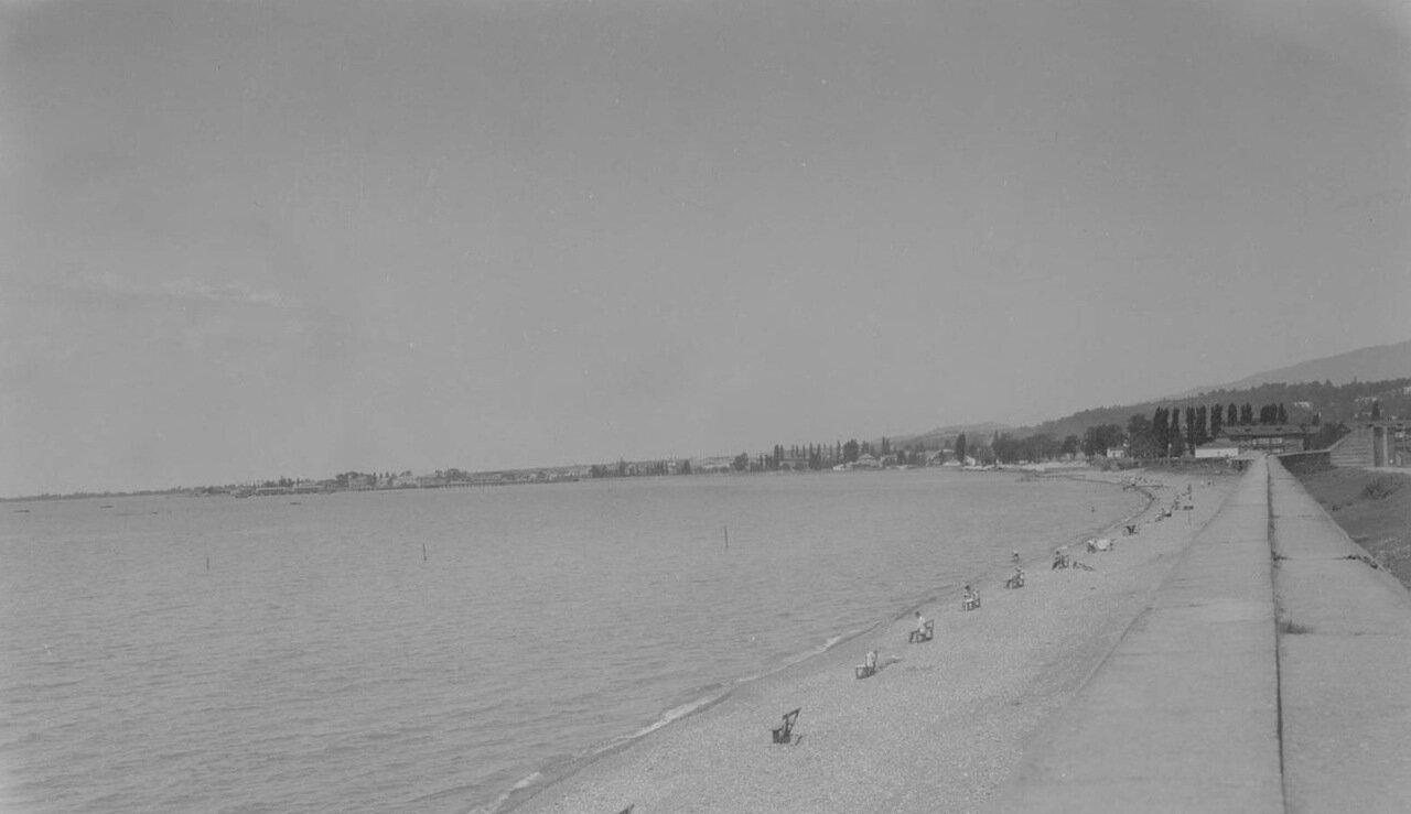 Сухуми. Курорт на берегу Черного моря