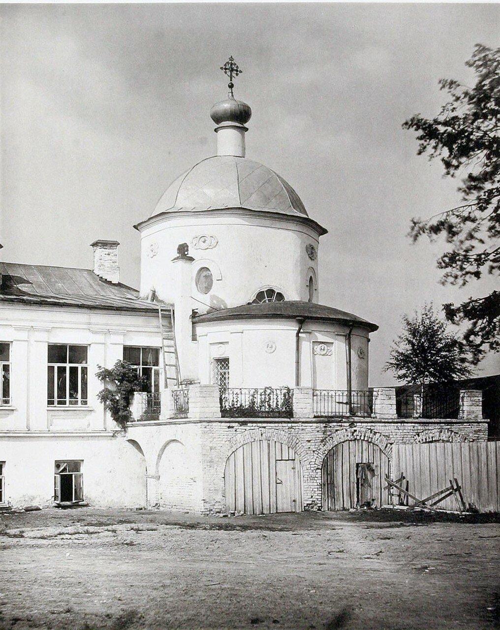 323. Церковь Смоленской Божьей Матери при доме Орловой на Хитровской площади