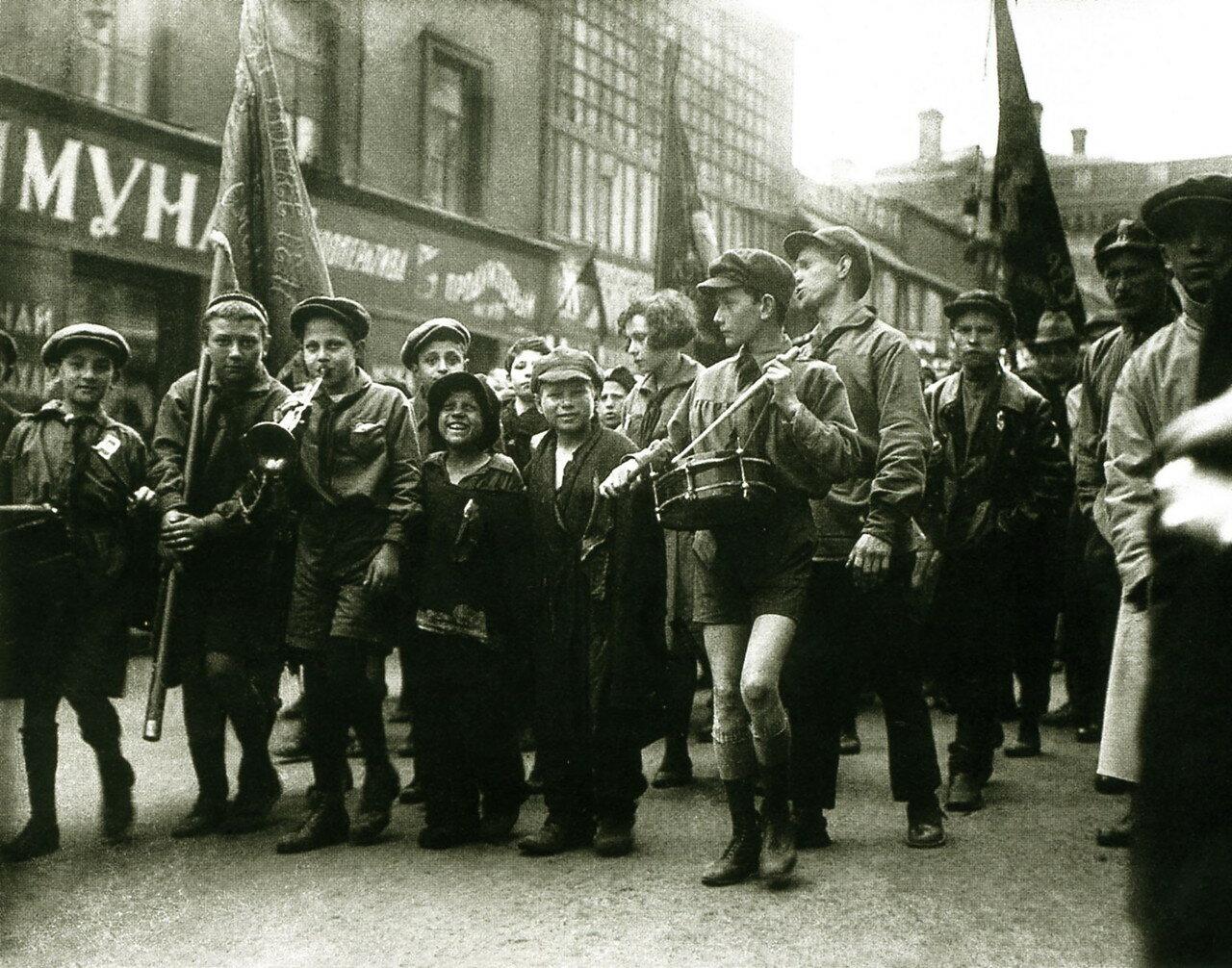 1 мая 1927. Москва