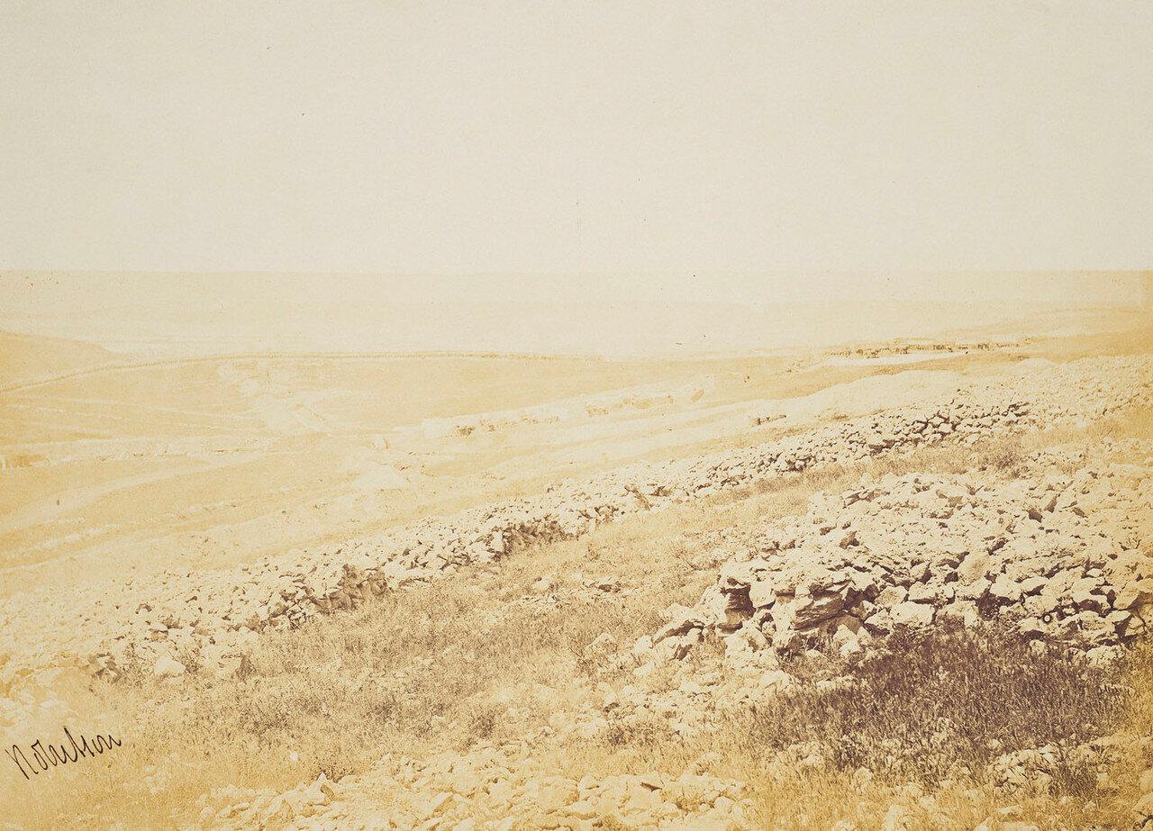 Севастополь. Траншеи перед Реданом