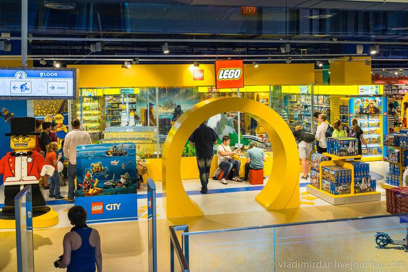 Мир Lego