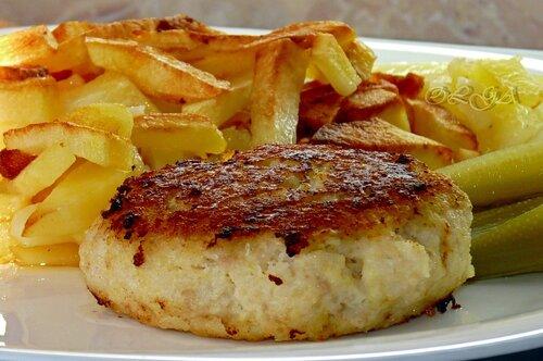 Рыбные котлеты с картошкой рецепт с фото