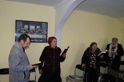 молитвенный дом Зарбинской церкви