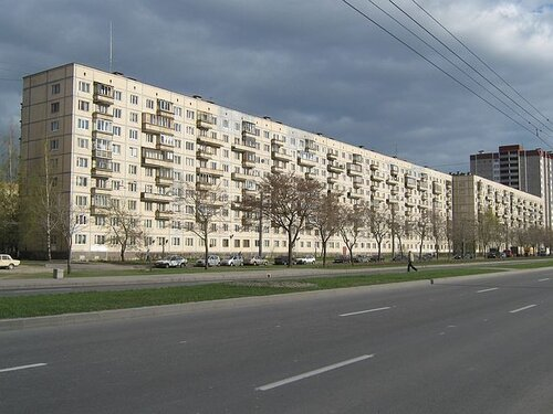 ул. Доблести 24к1