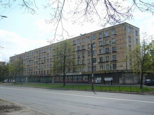 Краснопутиловская ул. 45