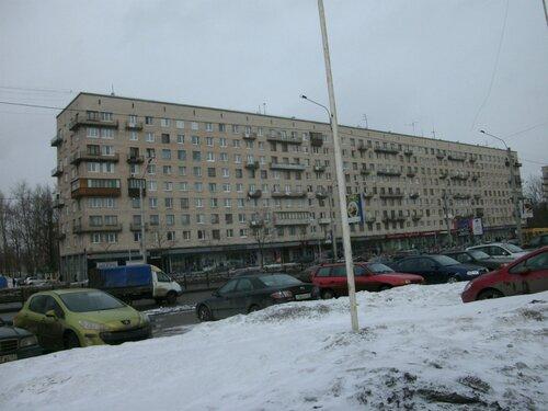 Ленинский пр. 124к1
