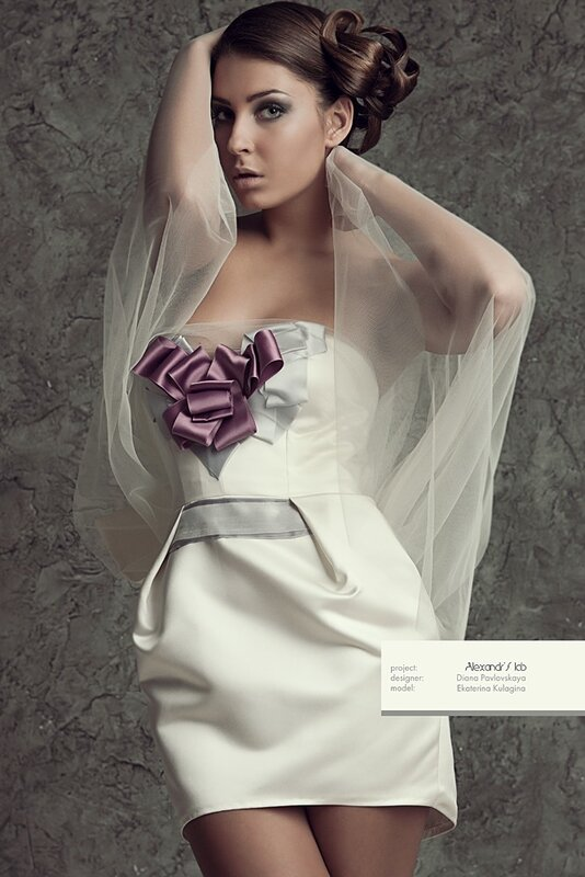 короткие свадебные платья на корсете, сайт www.fashion-piart.ru
