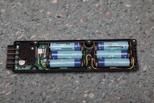 Аккумулятор DSP700