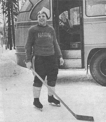 Юрий Гагарин. Наши