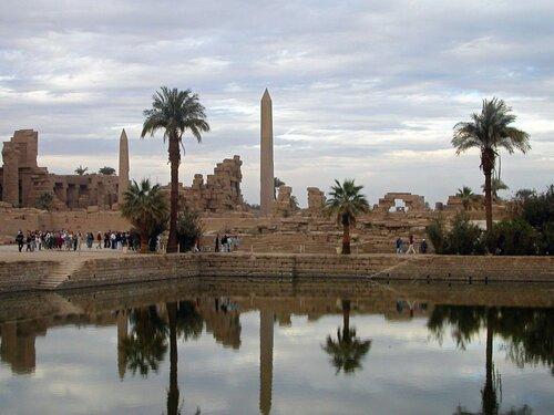 Храмы Луксора