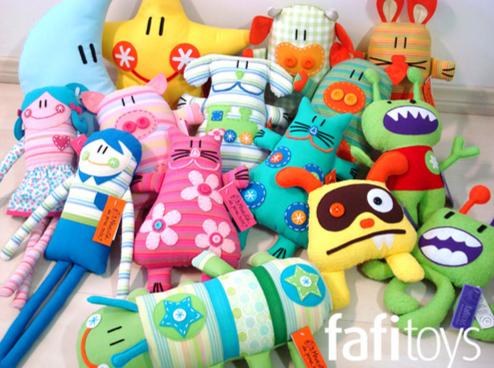 法蒂玛菲尼佐拉的缤纷多彩玩具 - maomao - 我随心动
