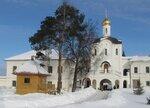 Надвратный храм преподобных Кирилла и Марии