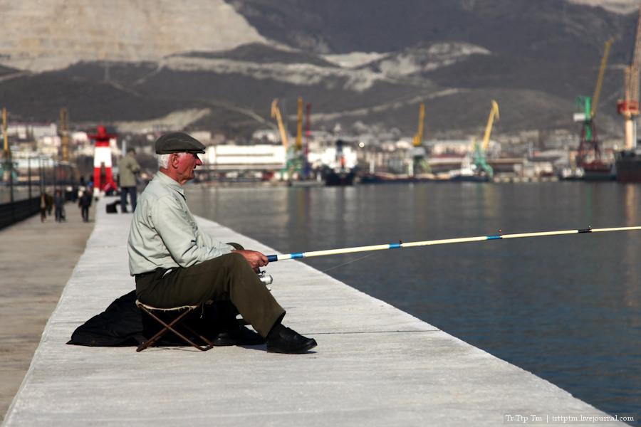 сайт новороссийска рыбалка