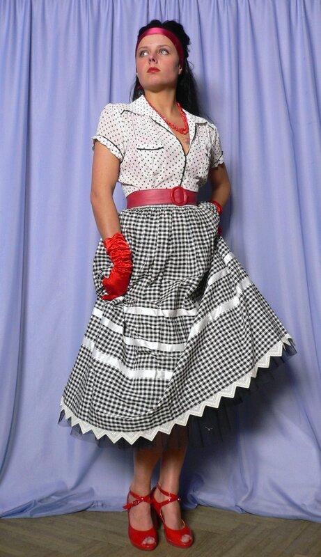 0 5a114 6d8d63a1 XL Коллекция костюмов «Стиляги» в стиле 1950 х годов (фотографии)
