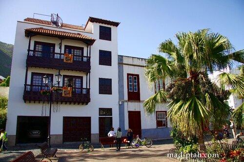 Тенерифе, Гарачико