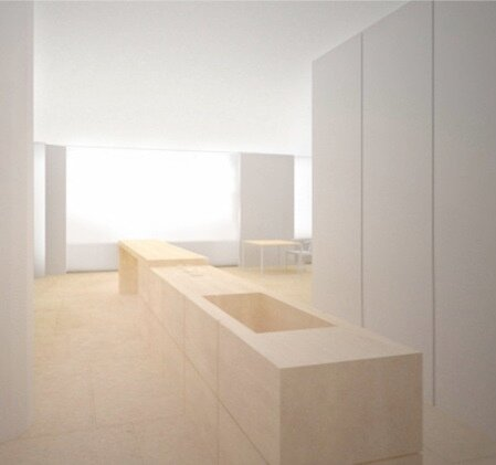 Kanye West apart-Claudio Silvestrin 11_kitchen