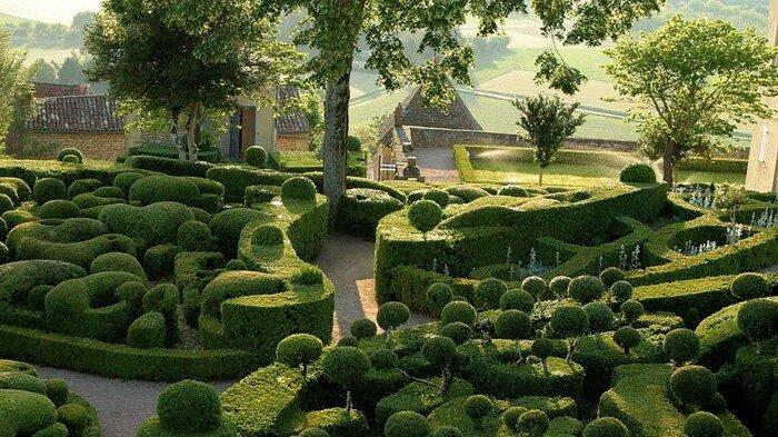 Самые красивые сады мира - Сады Маркессак