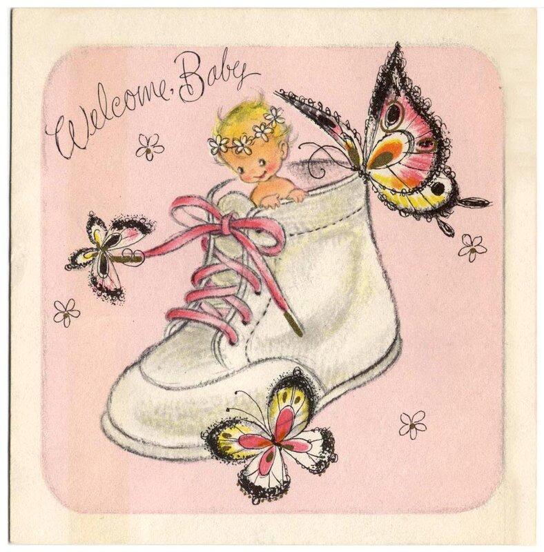Сongratulations on your newborn Открытки - поздравления с новорожденным.