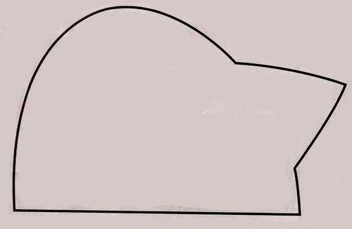 Подушка-мягкая игрушка (Мастер-класс.