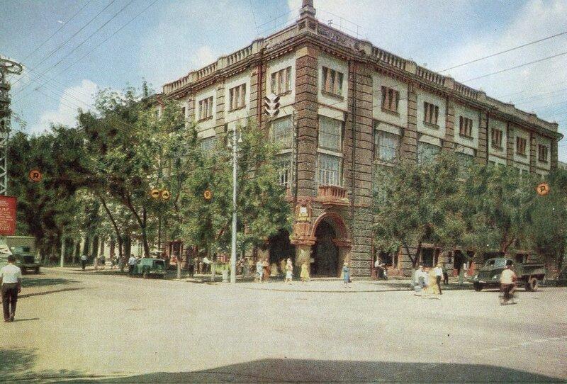Дом книги, 1967 год