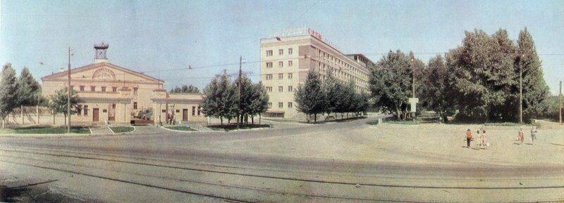 Телецентр, 1967 год