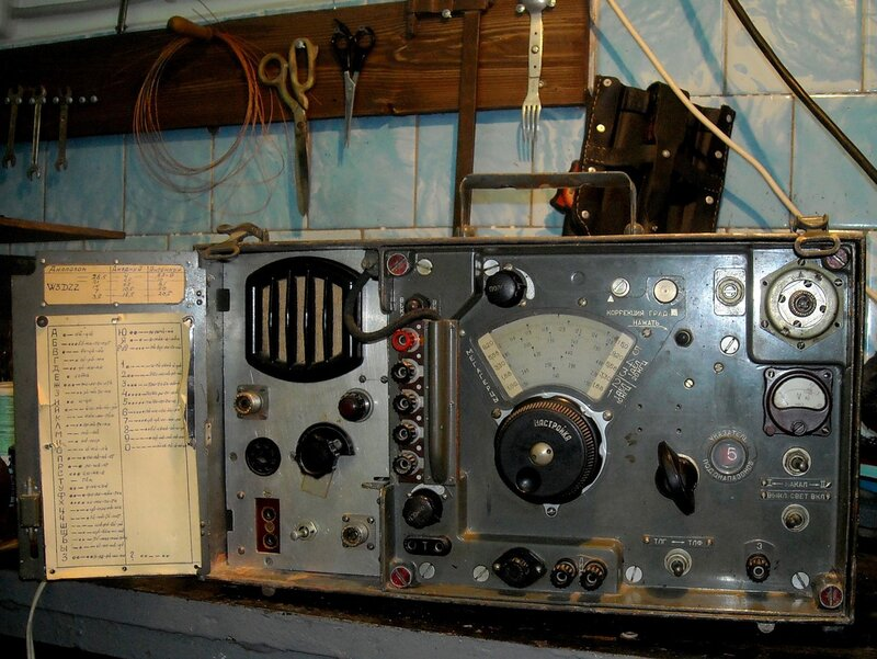"""Р-311 ( """"Омега """") - советский коротковолновый радиоприёмник военного назначения с автономным питанием, выпускавшийся с..."""