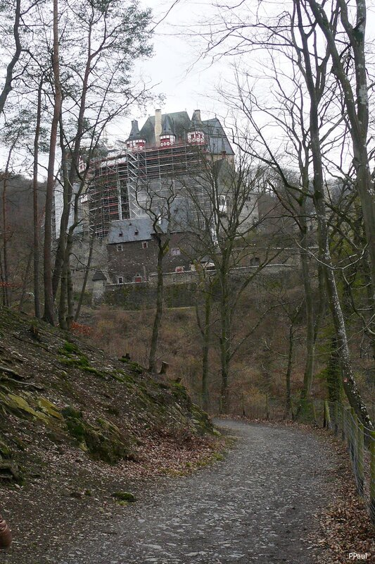 Замок Эльтц