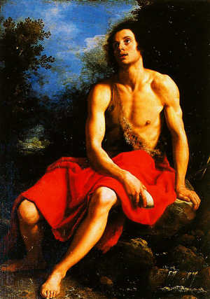 Cristofano AlloriXXSt John the Baptist in the Desert