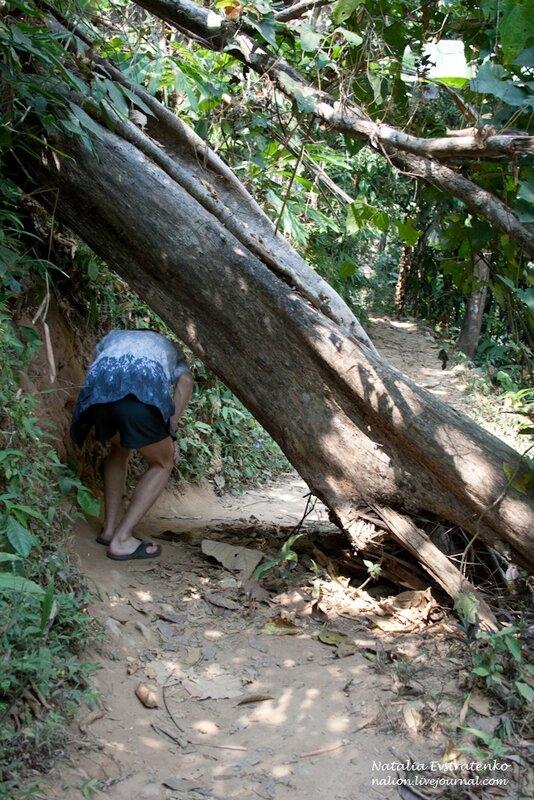 водопад Khun Korn