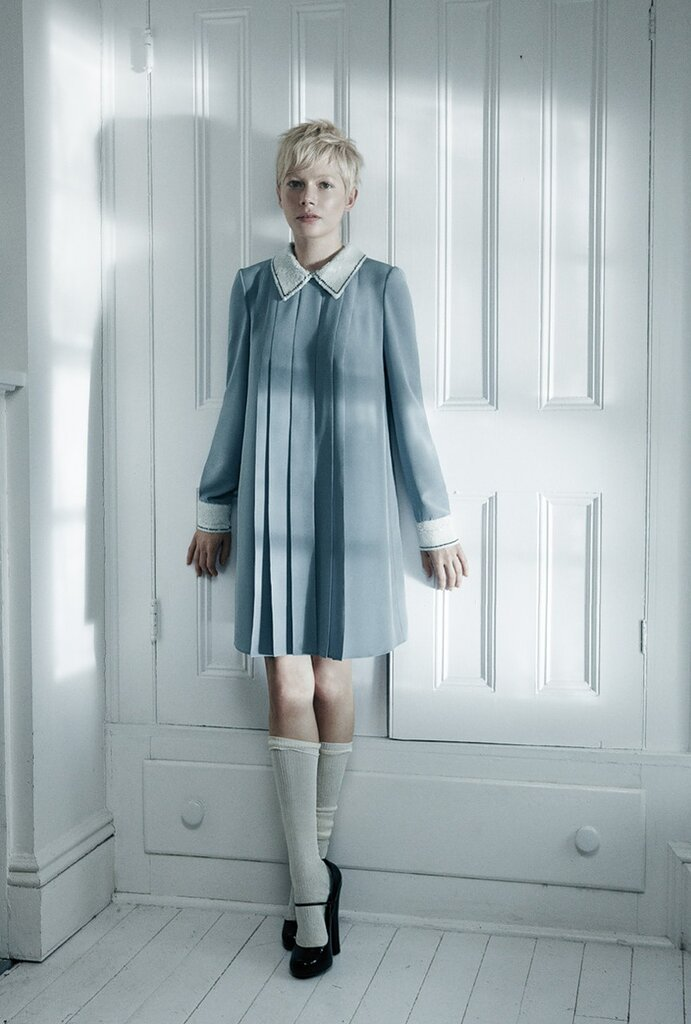 Мишель Уильямс / Michelle Williams by Mikael Jansson in Interview may 2011