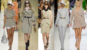 Бельевой стиль - стиль одежды, напоминающей женское белье.