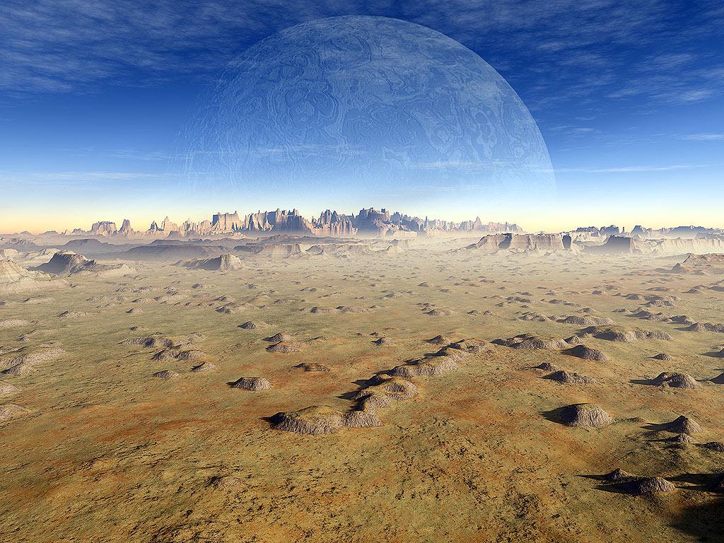 Shannon desert