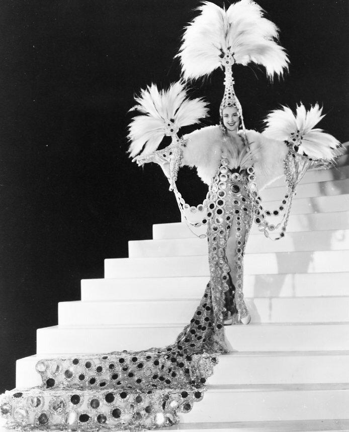 Showgirl Great Ziegfeld